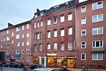 Kiel — zdjęcie hotelu Hotel City Kiel by Premiere Classe