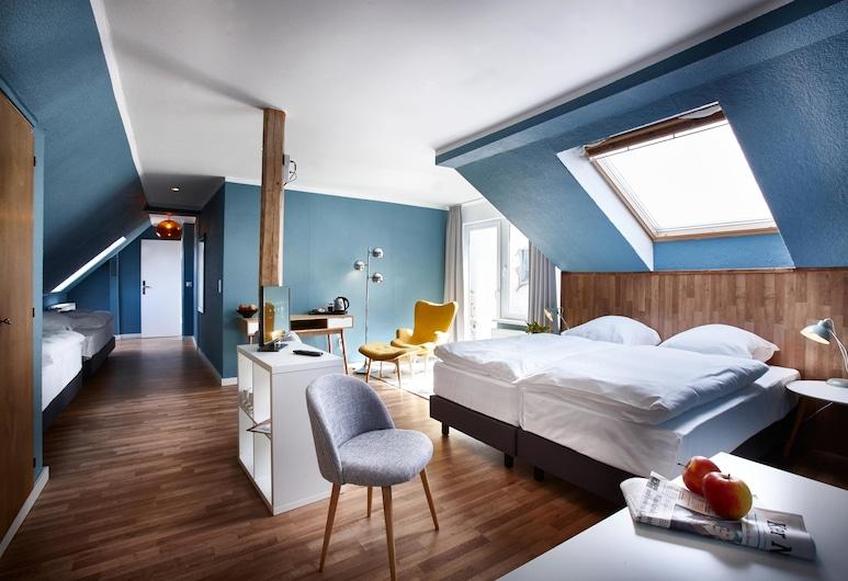 ホテル リーゲプラッツ 13 キール バイ プルミエール クラッセ, キール, ダブルルーム, 部屋
