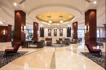 Raleigh — zdjęcie hotelu Raleigh Marriott City Center