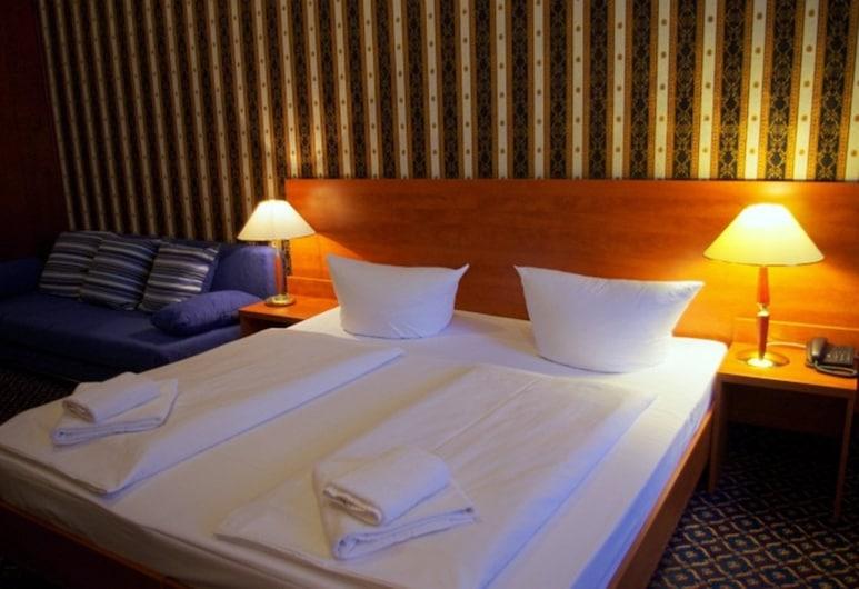 シティ ホテル アム クアフェルステンダム, ベルリン, スタンダード ダブルルーム, 部屋