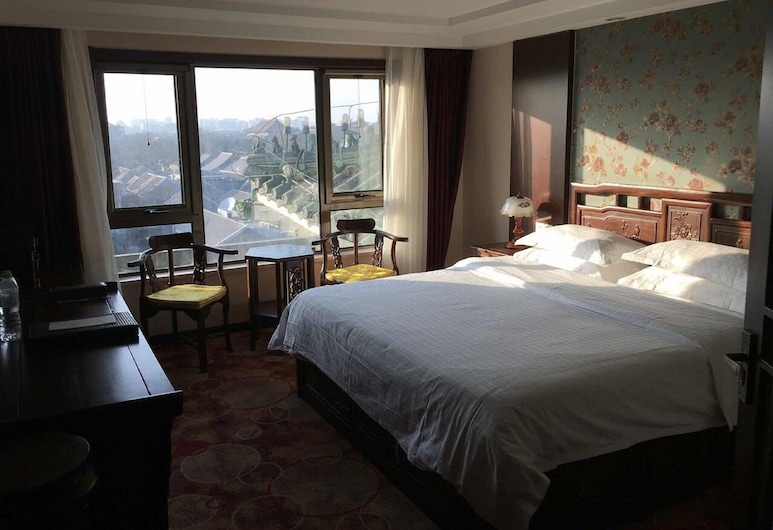 TianAn Rega Hotel, Beijing, Business Queen Room, Guest Room View
