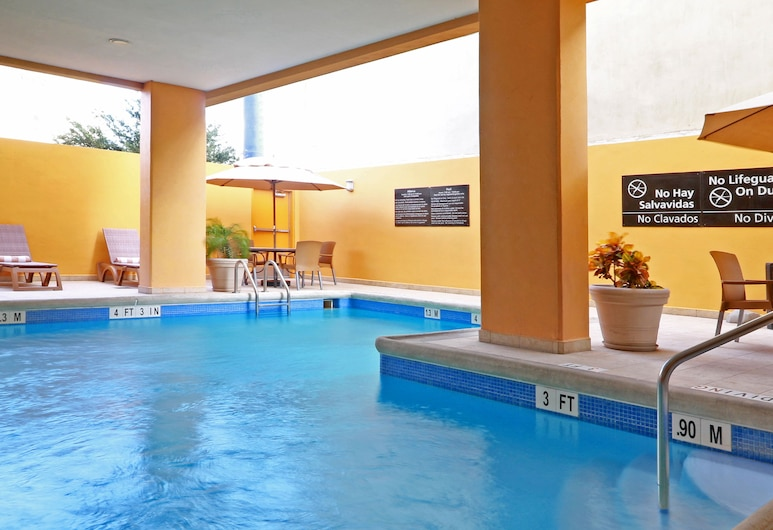 Hampton Inn by Hilton Reynosa/Zona Industrial, Reynosa, Outdoor Pool