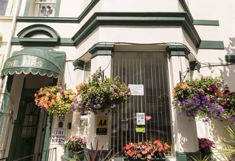 The Firs Guest House, Bandar Plymouth