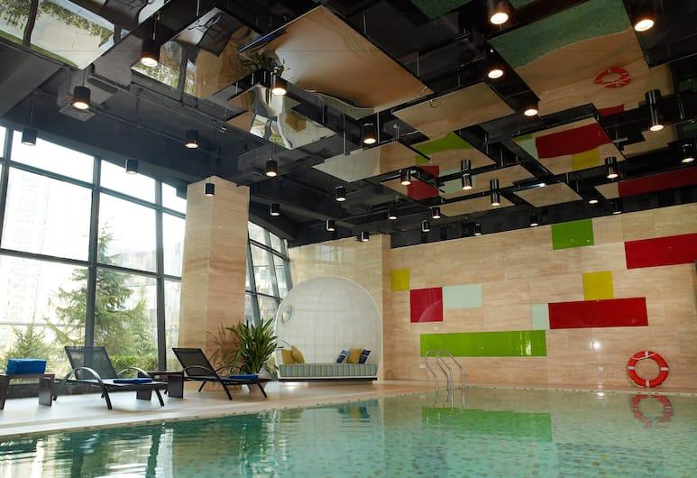 北京海澱雅樂軒酒店, 北京市, 泳池
