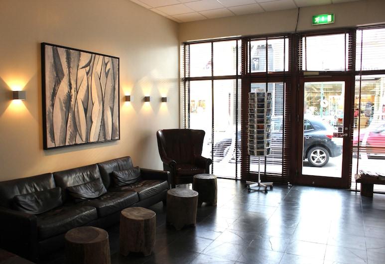 Hotel Fron, Reykjavik, Lobi