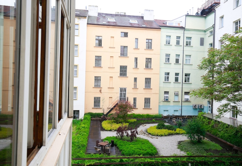 Hotel Louis Leger, Prag, Terrass