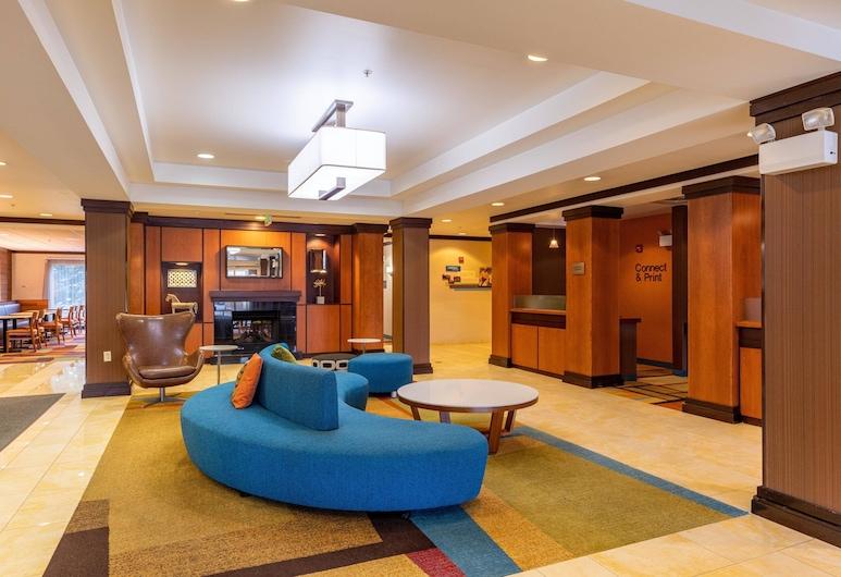 Fairfield Inn & Suites by Marriott Carlisle, Carlisle, Vstupní hala