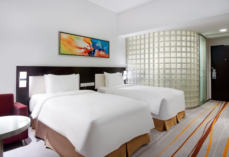 Holiday Inn Express Chengdu Gulou, Chengdu, Room, Guest Room