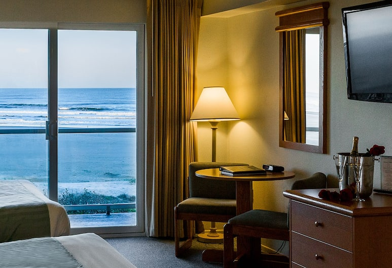 Driftwood Shores Resort And Conference Center, Florence, Double queen room, View from room