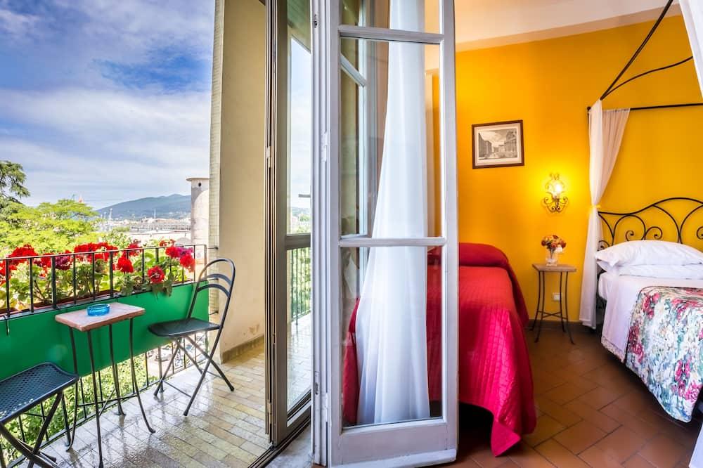 Superior Double Room, 1 Queen Bed - Balcony