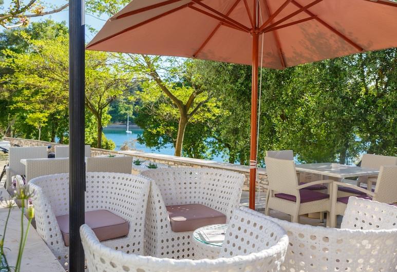Hotel Plavi Plava Laguna, Poreč, Terrasse/Patio