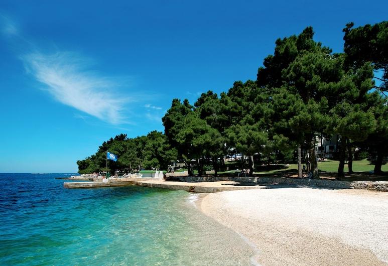 Hotel Parentium Plava Laguna, Poreč, Strand