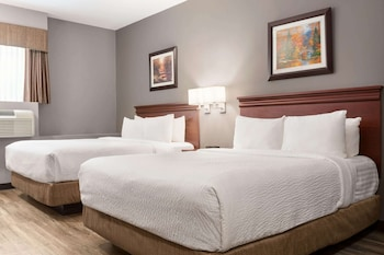 Enter your dates to get the Hamilton hotel deal