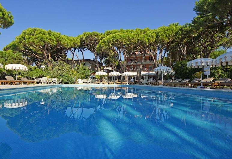 Park Hotel Maracaibo, Jesolo, Venkovní bazén