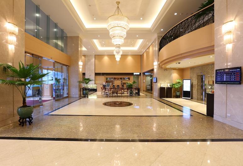 エバーグリーン ローレル ホテル キールン (基隆長榮桂冠酒店), 基隆, ロビー