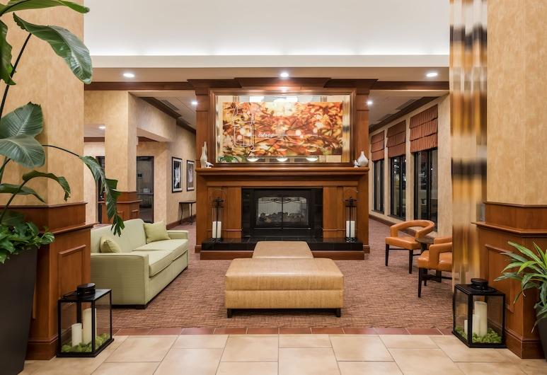 Hilton Garden Inn St. Louis Shiloh/O'Fallon IL, O'Fallon, Lobby társalgó