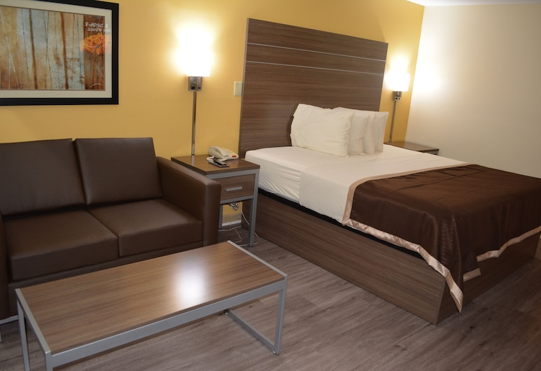 Southern Inn Lumberton, Lumberton, Soba, 1 king size krevet, za nepušače, Soba za goste