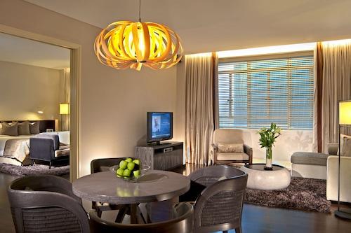 新加坡雅詩閣萊佛士公寓酒店