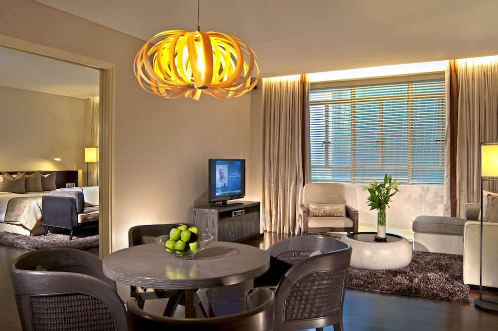 Lägenhet - 1 sovrum (Brown Suite) - Rum