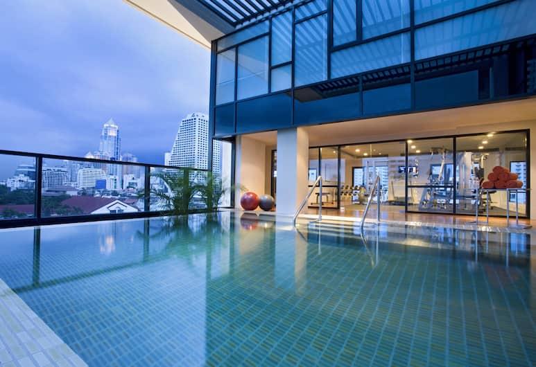 Citadines Sukhumvit 8 Bangkok, Bangkoka, Āra baseins