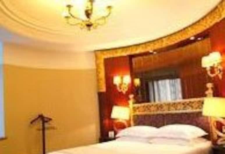 Jinrong International Hotel, Shanghái, Habitación empresarial, 1 cama individual, Habitación