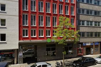 Foto di H+ Hotel München a Monaco di Baviera