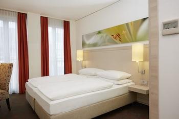 Selline näeb välja H+ Hotel München, München