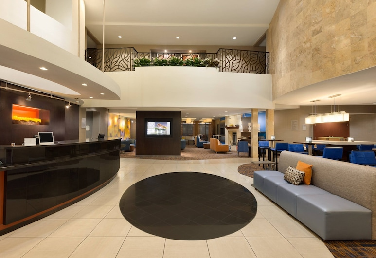 Courtyard by Marriott Oklahoma City North/Quail Springs, Oklahoma City, Lobby