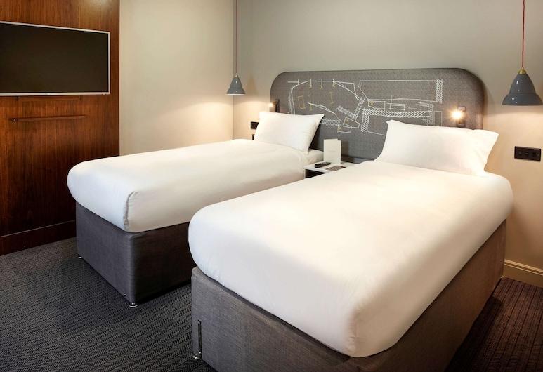 Mercure Leeds Centre Hotel, Leeds, Standard Room, 2 Single Beds, Guest Room
