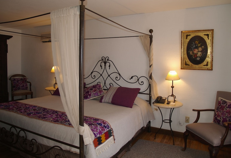 Hotel Casa Rosada - Adults Only, San Miguel De Allende, Suite Master, Δωμάτιο επισκεπτών