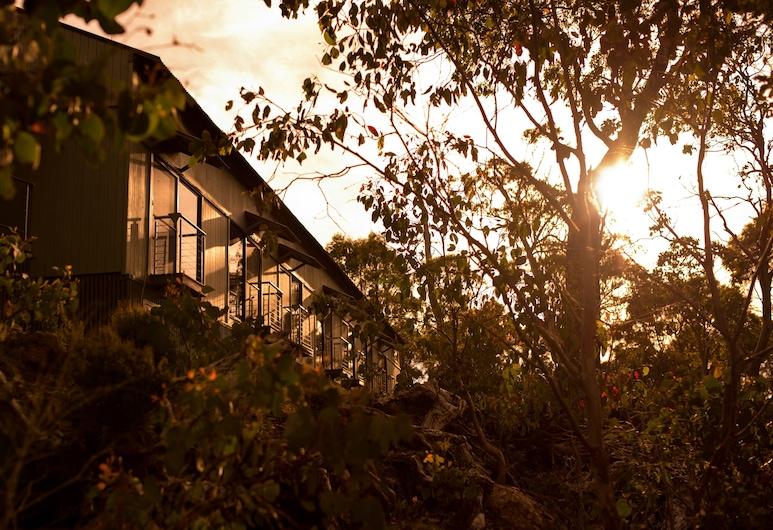 Cradle Mountain Hotel, Cradle Mountain, Deluxe Spa Room, Balcony
