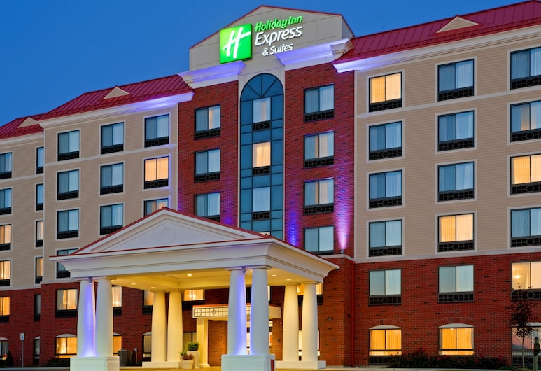 Holiday Inn Express & Suites Albany Airport Area - Latham, Latham, Exterior