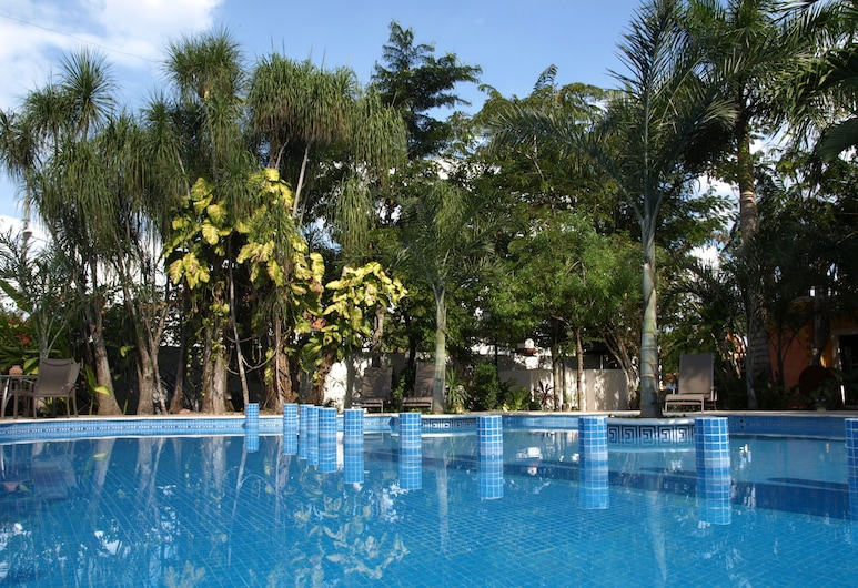 Ecotel Quinta Regia, Valladolid, Açık Yüzme Havuzu