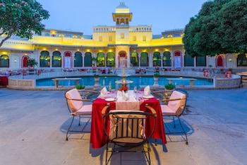 Selline näeb välja Shiv Niwas Palace, Udaipur