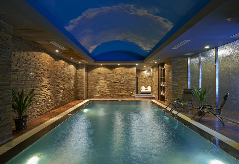 Novotel Beijing Sanyuan, Beijing, Indoor Pool