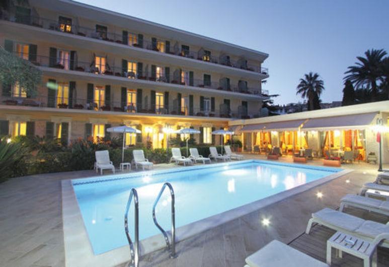 Hotel Paradiso, Sanremo, Outdoor Pool