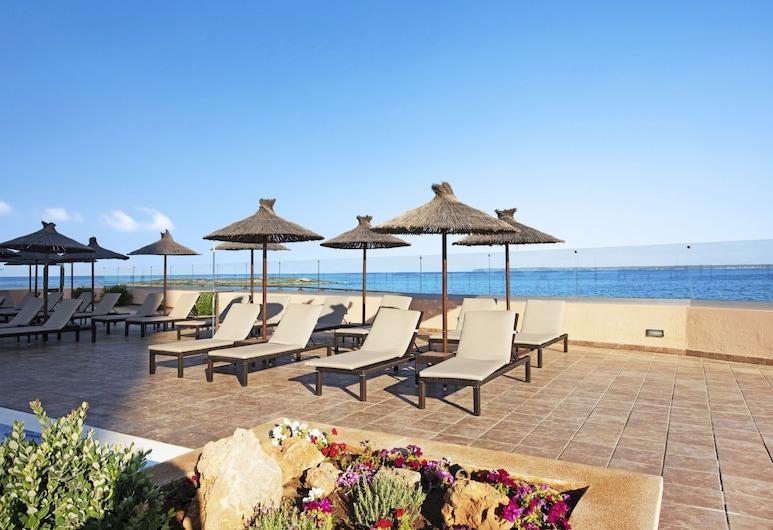 Hotel THB Sur Mallorca, Ses Salines, Terrace/Patio