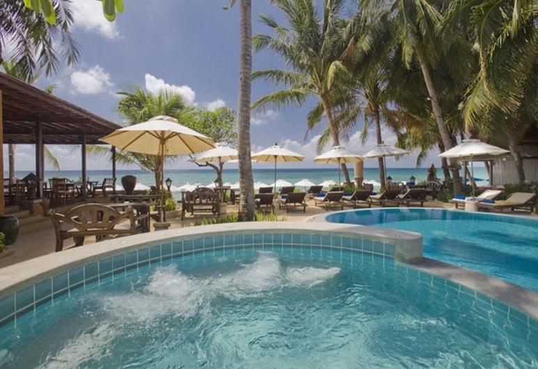蘇梅島泰式屋海灘度假村, 蘇梅島, 室外泳池