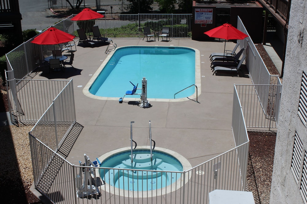 Americas Best Value Inn Fairfield/Napa Valley, Fairfield