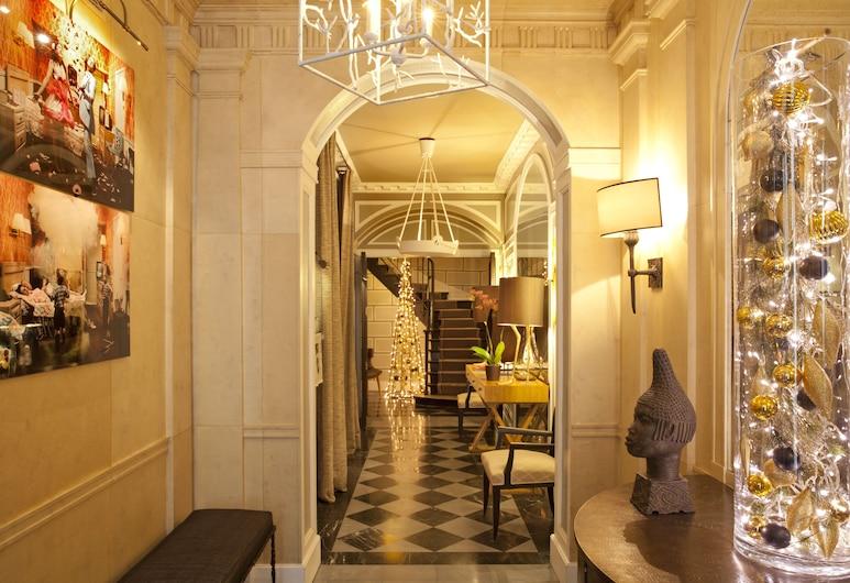 Hotel Recamier, פריז