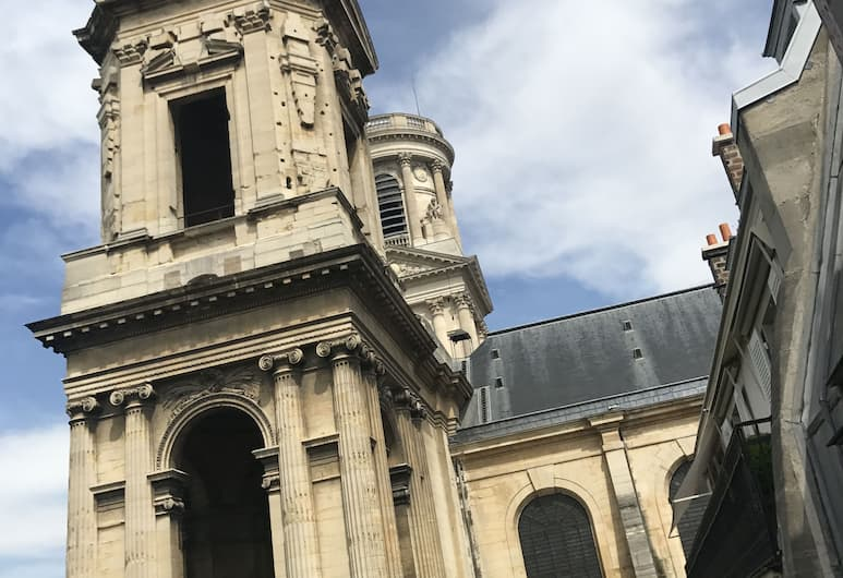 雷加米埃酒店, 巴黎, 酒店景觀