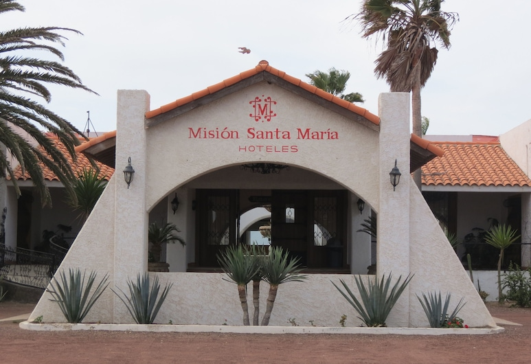 Hotel Mision Santa Maria, San Quintin