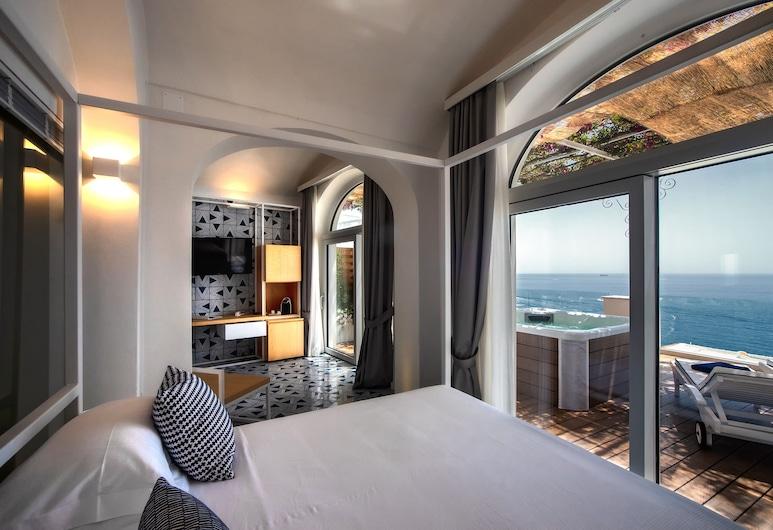 Hotel Montemare, Positano