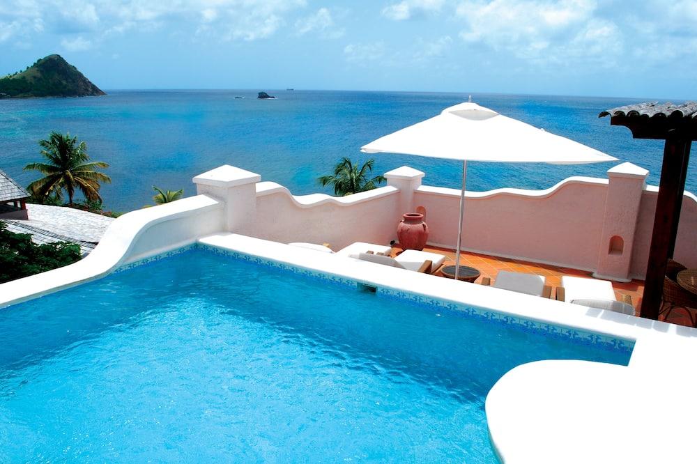 Villa, 1 Bedroom, Terrace (Pool, Roof Terrace) - Private pool