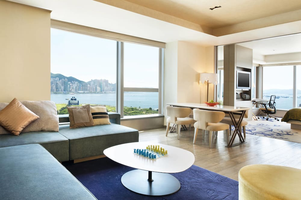 Marvelous Suite, Suite, 1 King Bed, Non Smoking, Oceanfront - Water view