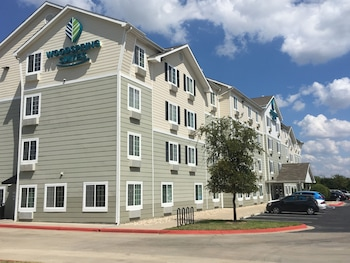 Fotografia do WoodSpring Suites Evansville em Evansville
