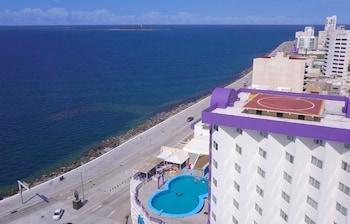 Selline näeb välja Hotel Lois Veracruz, Boca del Rio