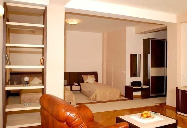 Premier Hotel, Skopje, Hosťovská izba