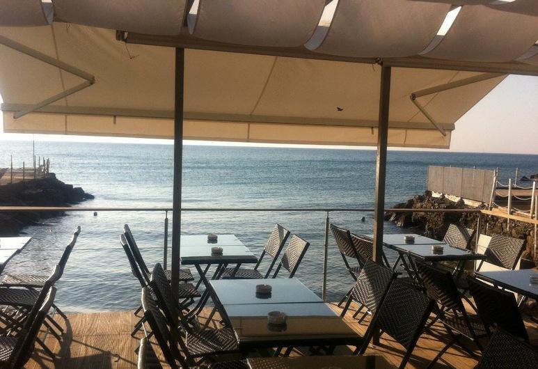 Hotel Splendid, Diano Marina, Restaurante al aire libre