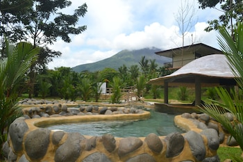 拉夫提那火山小屋酒店及溫泉體驗的圖片